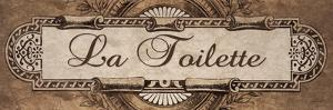 French Bath Sign I by Todd Williams