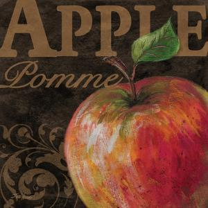French Fruit Apple by Todd Williams