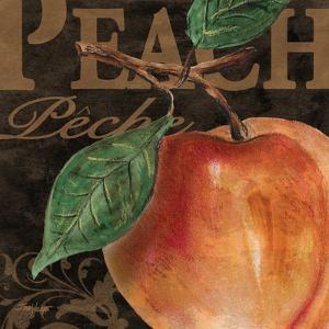 French Fruit Peach by Todd Williams