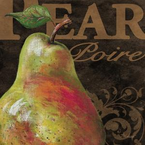 French Fruit Pear by Todd Williams