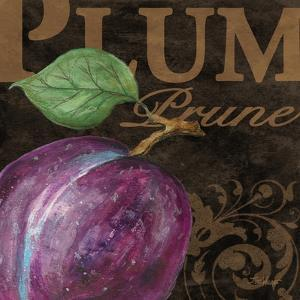 French Fruit Plum by Todd Williams
