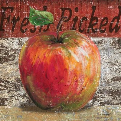 Fresh Picked Apple