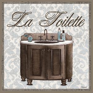 La Toilette Sqaure by Todd Williams