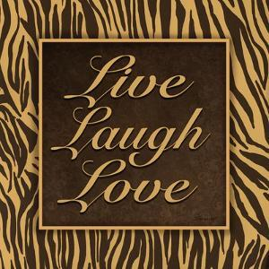 Live, Laugh, Love II by Todd Williams