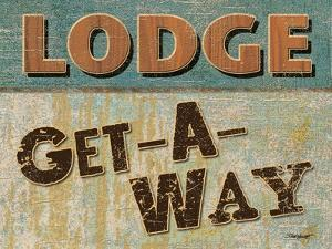 Lodge Get Away by Todd Williams