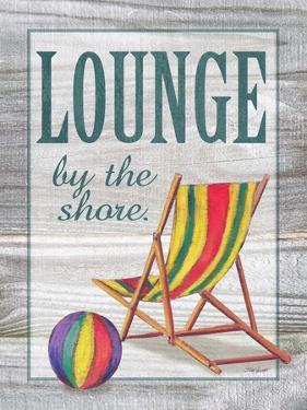 Lounge by the Shore by Todd Williams