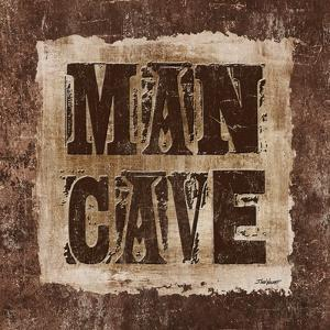 ManCave Lodge Sq by Todd Williams