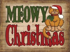 Meowy Christmas by Todd Williams