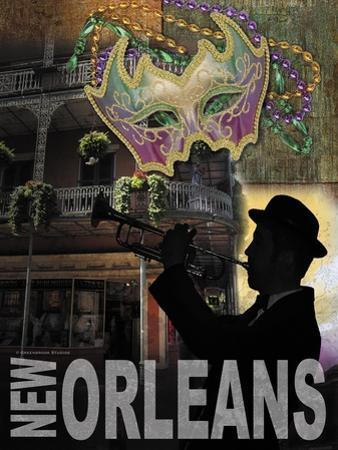 New Orleans by Todd Williams