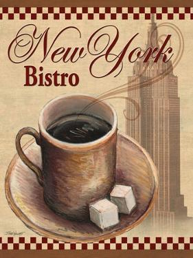 New York Bistro by Todd Williams