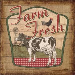 Nostalgic Farm II by Todd Williams