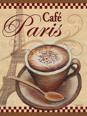 Paris Cafe by Todd Williams