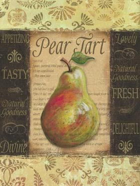 Pear Tart by Todd Williams