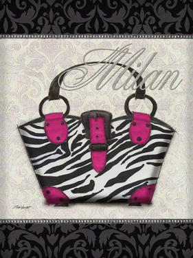 Pink Purse I by Todd Williams