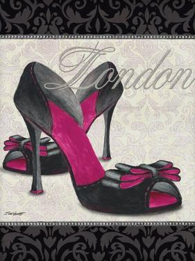 Pink Shoes I by Todd Williams