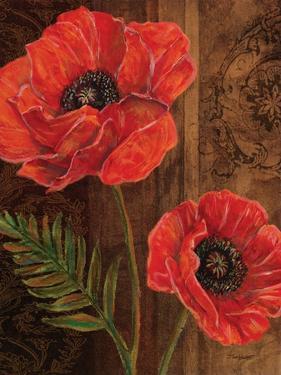 Poppy Portrait II by Todd Williams