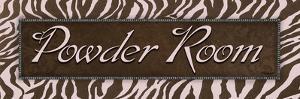 Powder Room - Mini by Todd Williams