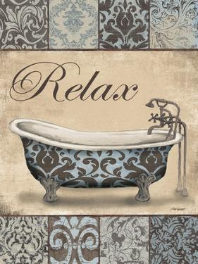 Relax Bath - Mini by Todd Williams