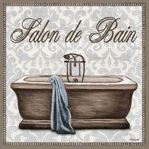 Salon de Bain Square by Todd Williams