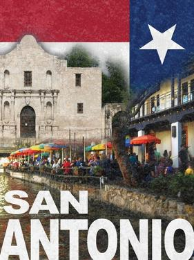 San Antonio by Todd Williams