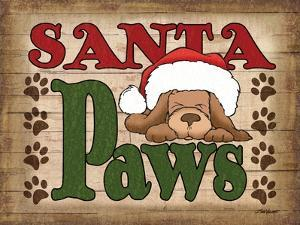 Santa Paws by Todd Williams