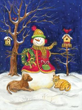 Snowman and Friends by Todd Williams