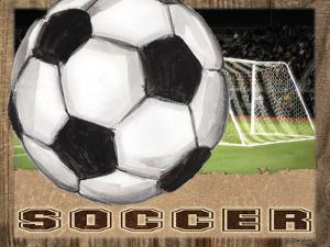 Soccer by Todd Williams