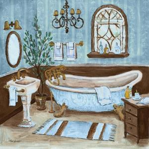 Tranquil Bath II by Todd Williams