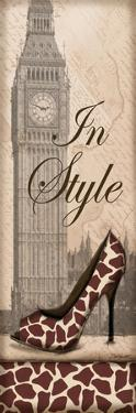 Travel in Style II - Mini by Todd Williams
