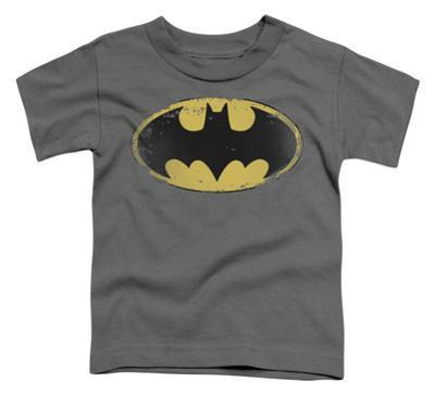 Toddler: Batman - Distressed Shield