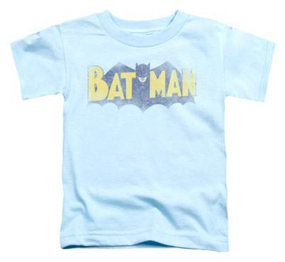 Toddler: Batman - Vintage Logo
