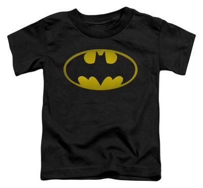 Toddler: Batman - Washed Bat Logo