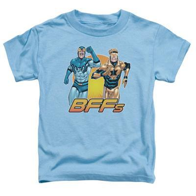 Toddler: Blue Beetle & Booter Gold- Bff'S