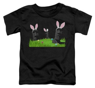 Toddler: Easter Island