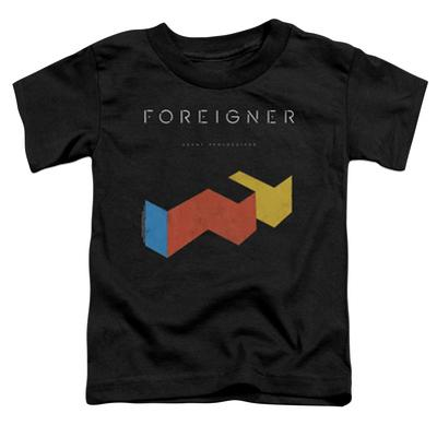 Toddler: Foreigner- Agent Provocateur