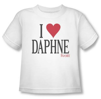 Toddler: Frasier - I Heart Daphne