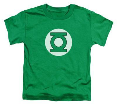Toddler: Green Lantern - Green Lantern Logo