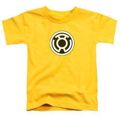 Toddler: Green Lantern - Sinestro Corps Logo