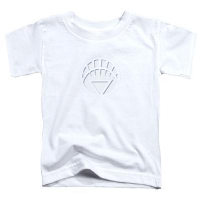 Toddler: Green Lantern - White Lantern Logo