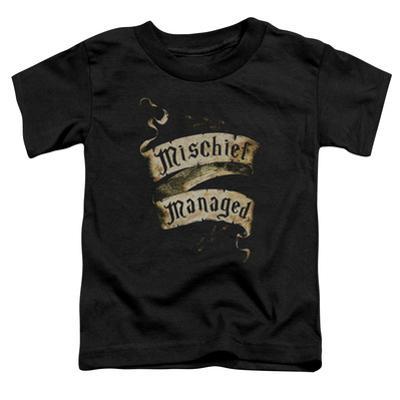 Toddler: Harry Potter- Mischief Manage Banner