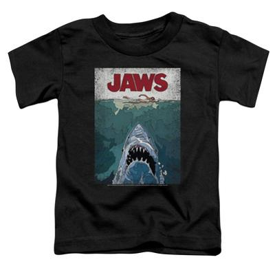 Toddler: Jaws- Lined Poster