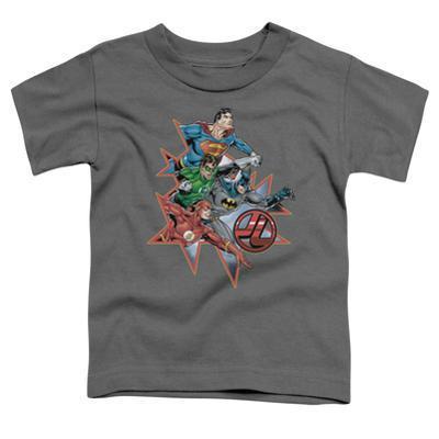 Toddler: Justic League America - Starburst