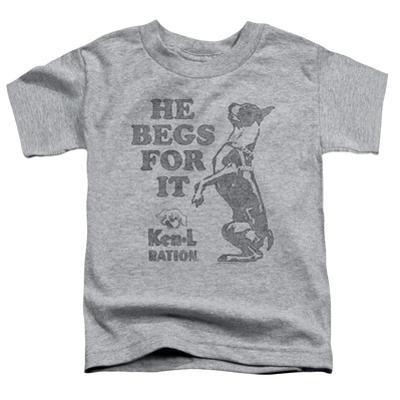Toddler: Ken L Ration - Begs