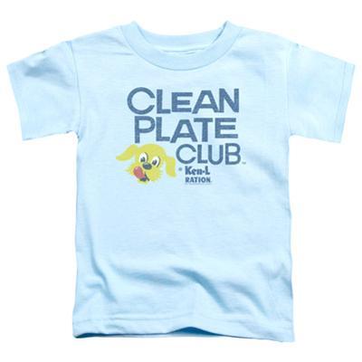 Toddler: Ken L Ration - Clean Plate