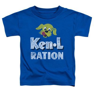 Toddler: Ken L Ration - Distressed Logo