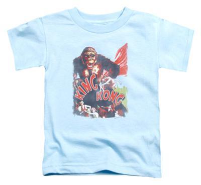 Toddler: King Kong - You Better Run