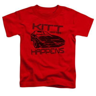 Toddler: Knight Rider - Kitt Happens