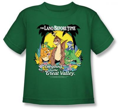 Toddler: Land Before Time - The Great Valley