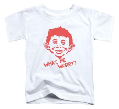 Toddler: Mad Magazine - What Me Worry