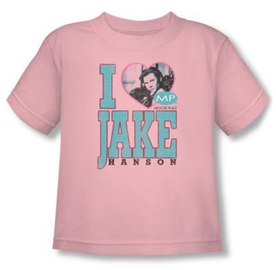 Toddler: Melrose Place - I Heart Jake Hanson